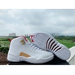 Cheap 2019 Air Jordan Retro 12 Sneakers For Men in 208282