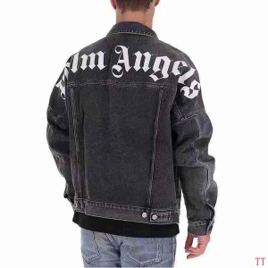 $42.00,2020 Cheap Palm Angels Jeans Jackets For Unisex # 217163