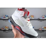 2020 Cheap Air Jordan Retro 5 Sneakers For Men in 218259