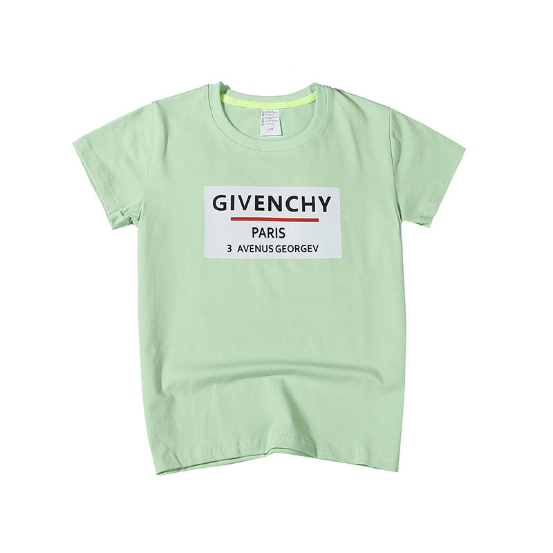 2020 Cheap Givenchy Short Sleeve T Shirts For Kids # 218925, cheap Givenchy T Shirts, only $26!