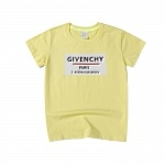 2020 Cheap Givenchy Short Sleeve T Shirts For Kids # 218922