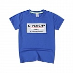 2020 Cheap Givenchy Short Sleeve T Shirts For Kids # 218923