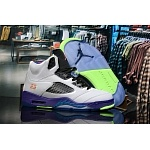 2020 Cheap Air Jordan 5 Sneakers Unisex in 223445, cheap Jordan5