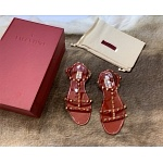 2020 Cheap Valentino Rockstud Sandals For Women # 223500