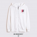 2020 Cheap Burberry TB Embroidered Full Zip Jacket For Men in 228588
