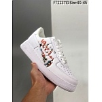 Nike Air Force One Sneakers For Men # 231183
