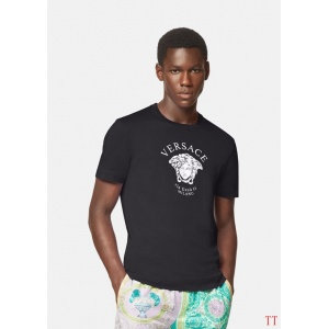 Versace Crew Neck Short Sleeve T Shirts # 233062