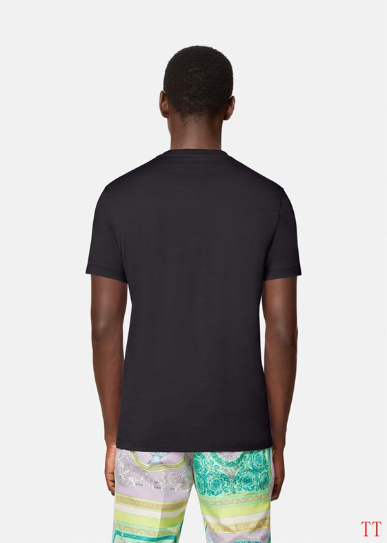 Versace Crew Neck Short Sleeve T Shirts # 233062, cheap Versace T Shirt, only $25!
