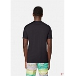 Versace Crew Neck Short Sleeve T Shirts # 233062, cheap Versace T Shirt