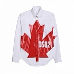 2021 AAA Dsquared Long Sleeve Shirts For Men # 236952